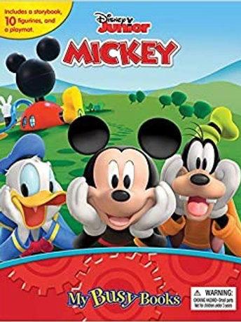 My Busy Books - Disney Junior Mickey
