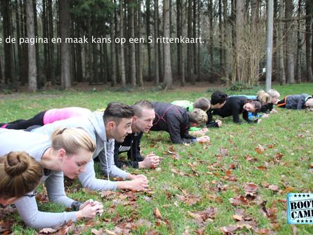 Boo(s)tcamp voor Sam, Bootcamp Heerenveen.