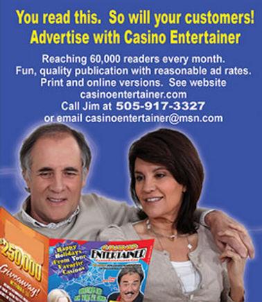Casino Entertainer
