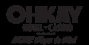 Ohkay LogoBW.png