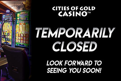 Cities of Gold Closed