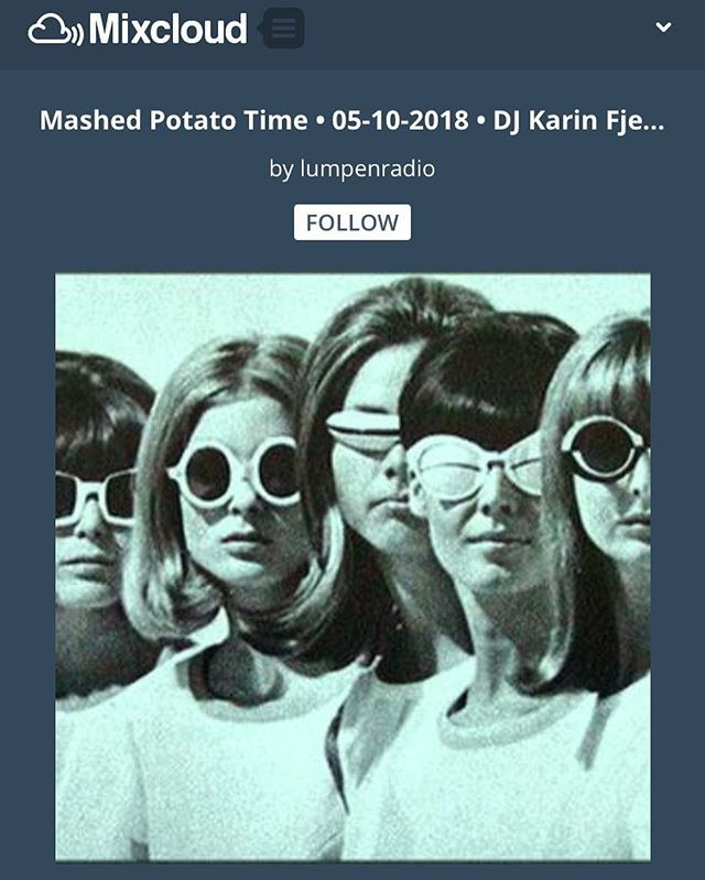 The latest #mashedpotatotime is up!