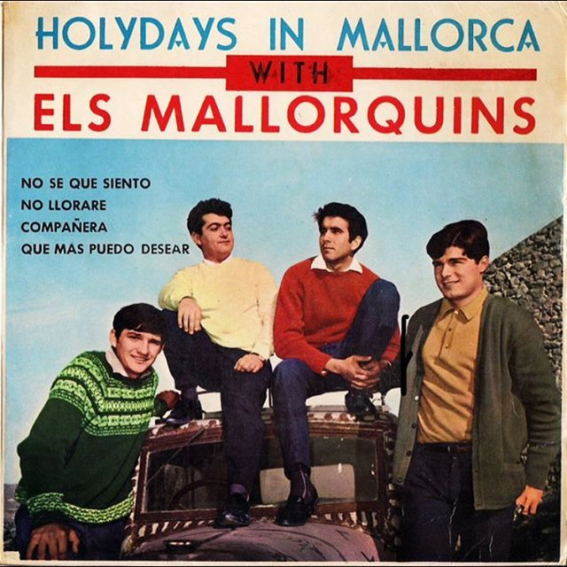 A holyday in Mallorca always sounds good