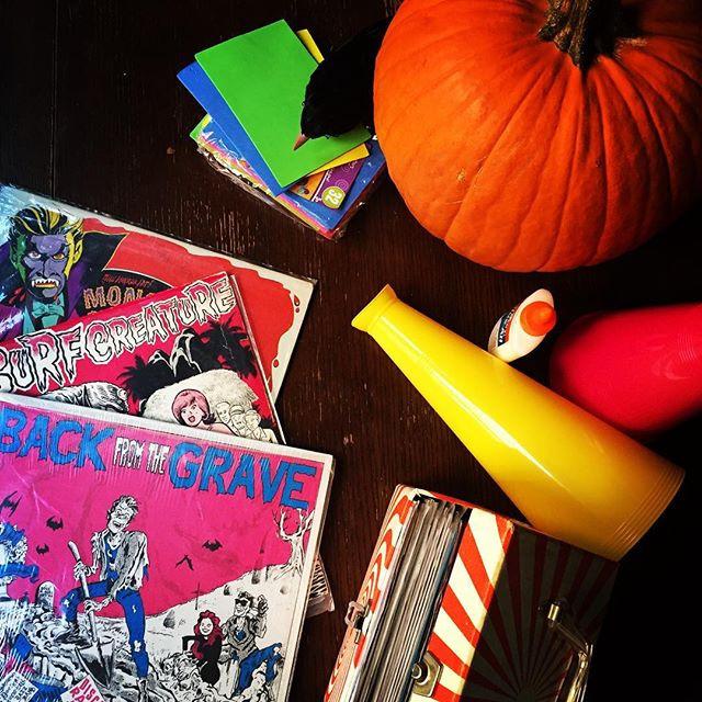Halloween week is...