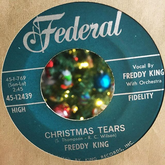 If you like your holiday music with a good mix of melancholy & merriment...