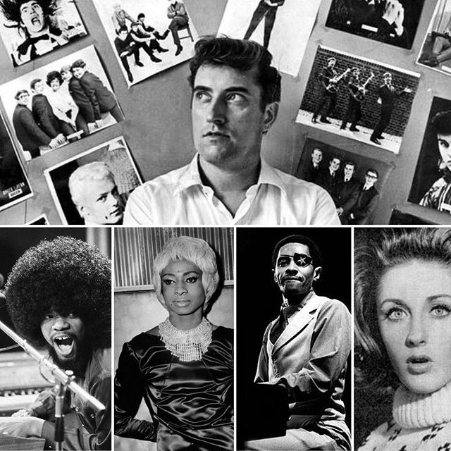 50 years of #pridemonth with trailblazing LGBTQ artists of the '50s & '60s 🌈