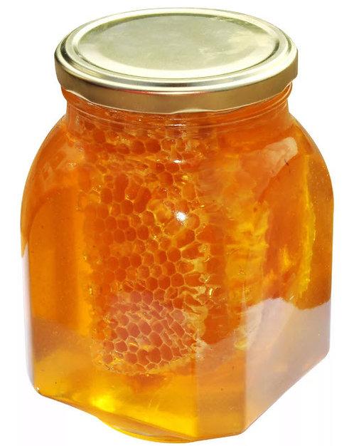 «Мёд, в стеклянной баночке 250 мл»