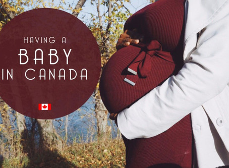Having a Baby in Canada as a Visitor