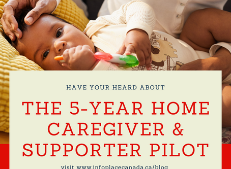 Home Caregiver & Support Pathway to Permanent Residence