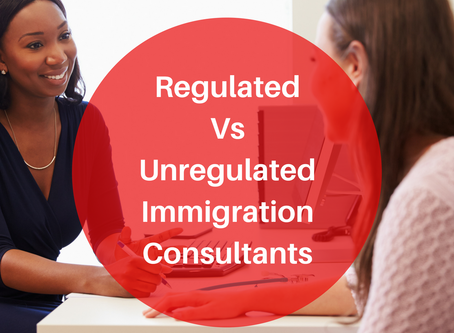 Regulated Vs Unregulated Consultants