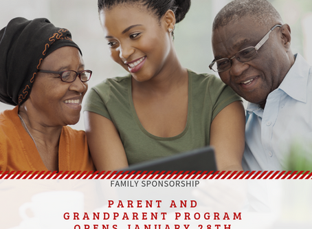 Parents and Grandparents' Sponsorship