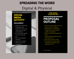 Marketing Ideas & Proposal