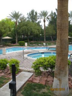 Sedona pool