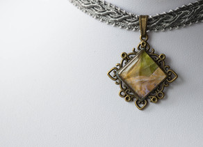 The Necklace ~ A fairy tale written by Tracey McKee