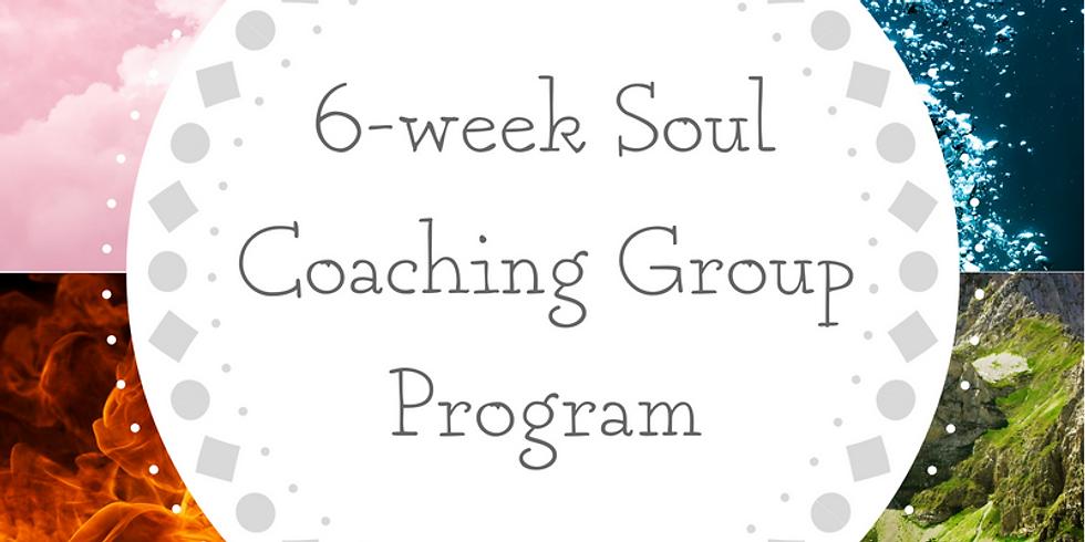 6-Week Soul Coaching Group Program
