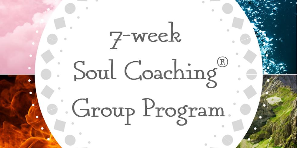 7-Week Soul Coaching Group Program