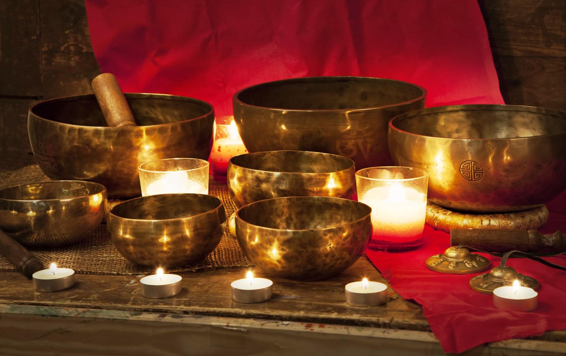 Картинки тибетские чаши