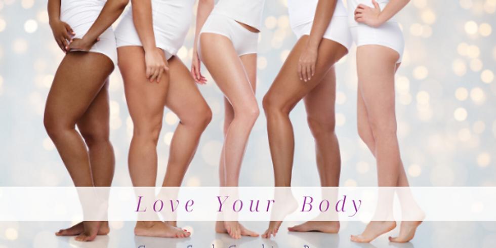 5-Week LOVE YOUR BODY Group Program