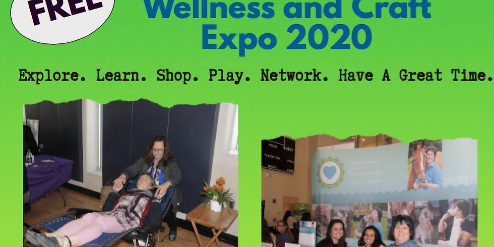 Explore Wellness and Craft Expo 2020