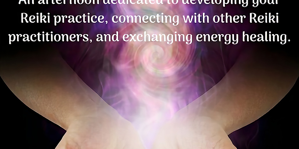 Reiki Share for Fellow Practitioners