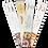 Thumbnail: Premium Räucherstäbchen | Ambrosia, Palo Santo, Zirbenholz, Weißer Salbei