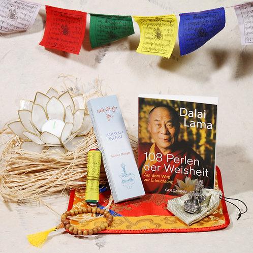 """7-teiliges Geschenk-Set """"Spirit Box"""" zum Meditieren und Entspannen"""