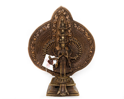 Chenrezig als Tausendarmiger Avalokiteshvara