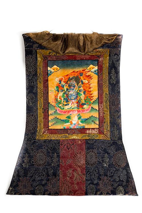 Thangka - Dharmapala