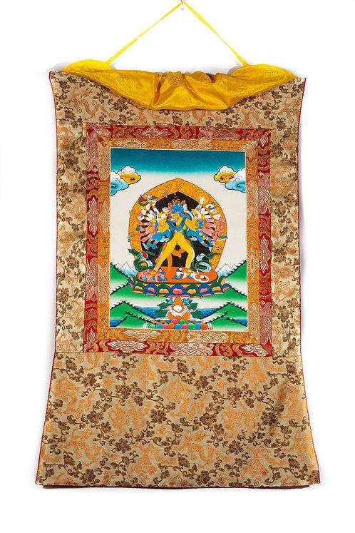 Thangka - Chakrasamvara