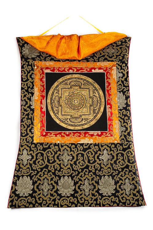 Thangka - Kalachakra Mandala