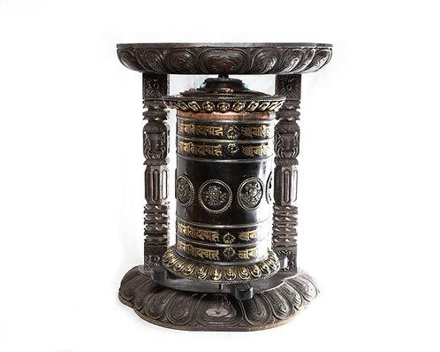 Gebetsmühle | Höhe: 58 cm