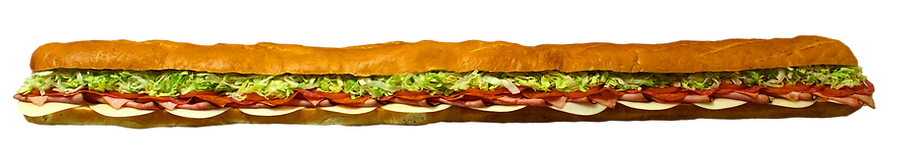 Party Sub for Fatheads Saturdated 182 Br