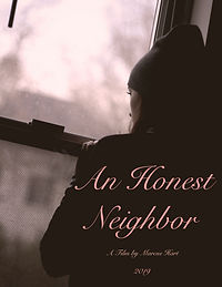 An Honest Neighbor 2019 teaser poster.jp