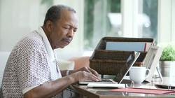 RTBC-Senior Man on Computer