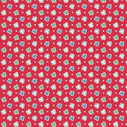 Adeline Clover Red 8971