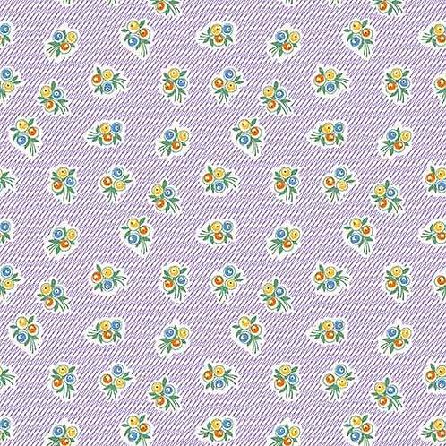 Adeline Berries Purple 8972