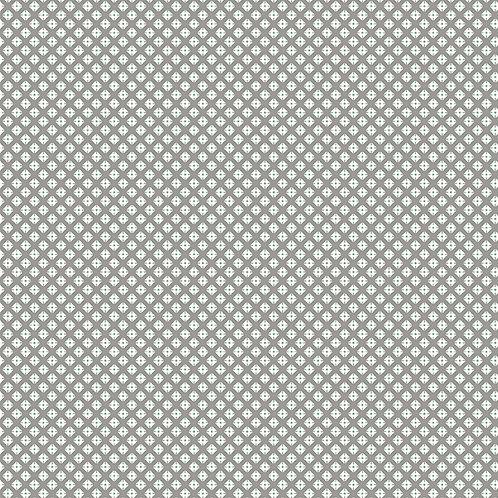 Lottie Ruth Geometric Gray 8785