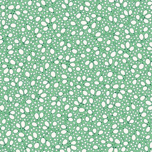 Lottie Ruth Cotton Boll Green 8783
