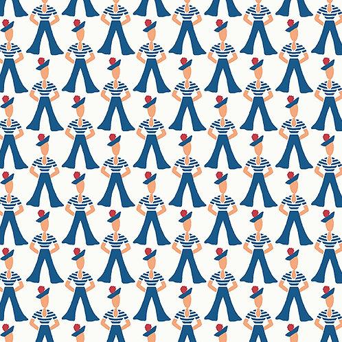 Lottie Ruth Sailors Blue 8776