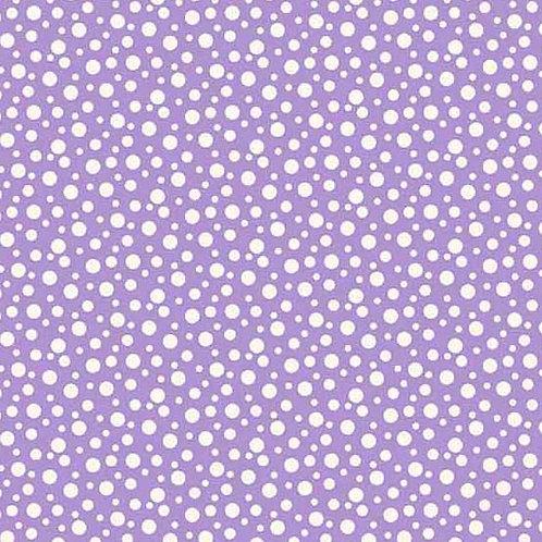 Adeline Purple Dots 8975