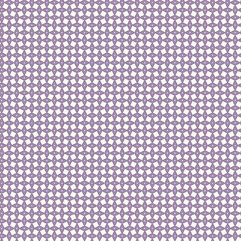Lottie Ruth Squares Purple 8784