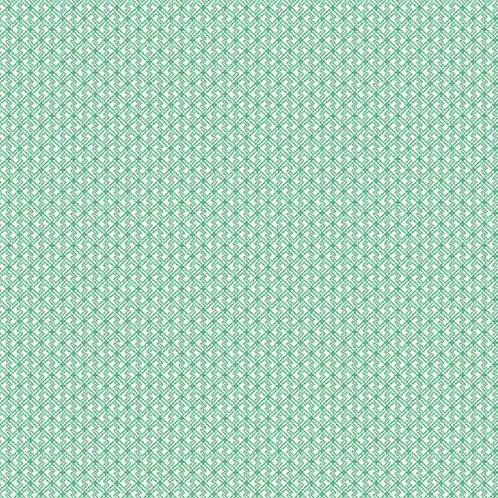 Adeline Geometric Green 8970