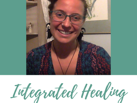 Integrated Healing for the 4 Parts of Self
