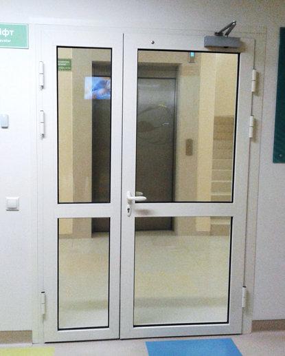 Дверь противопожарная ei30