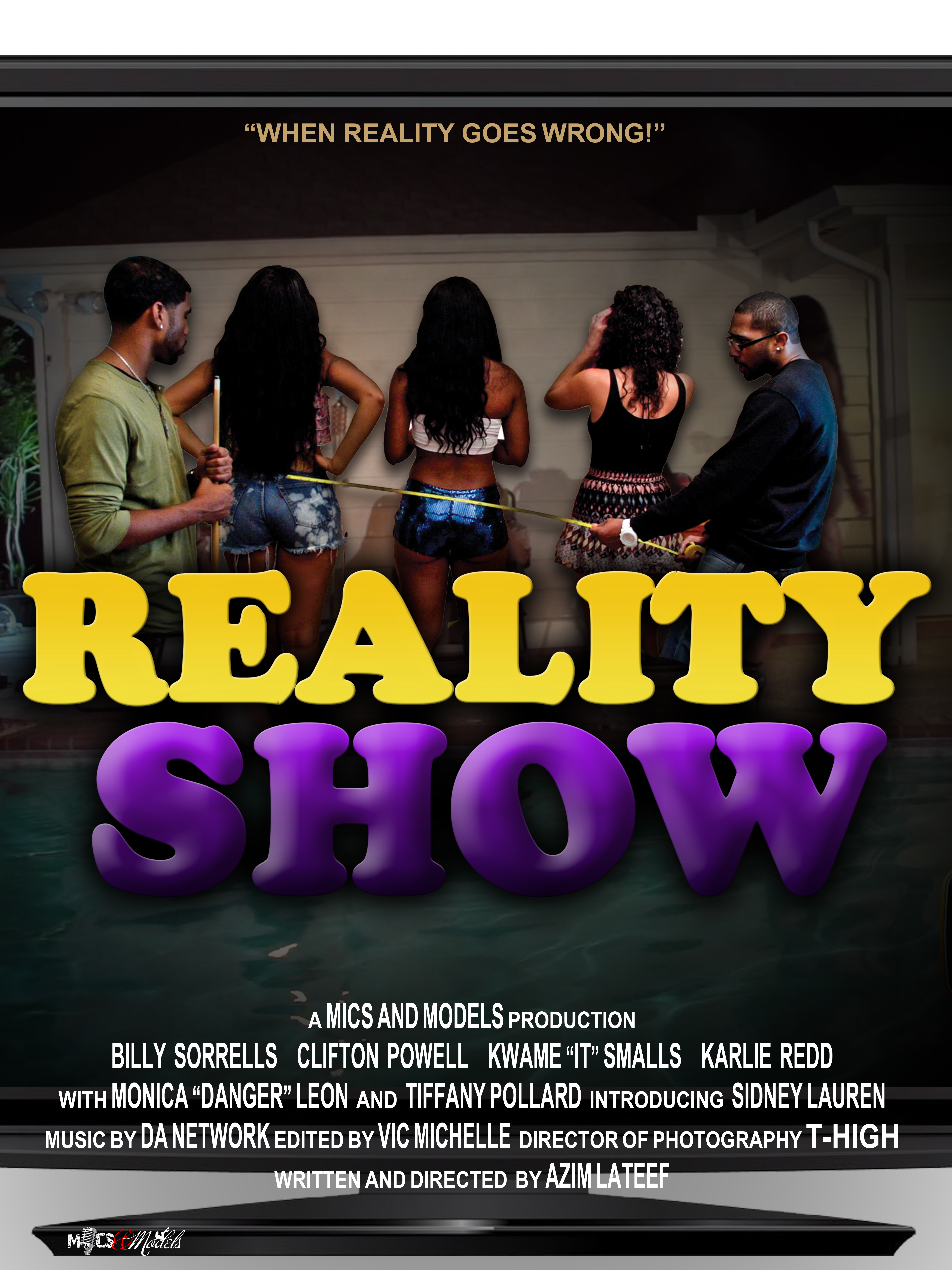 Reality Show - Cover