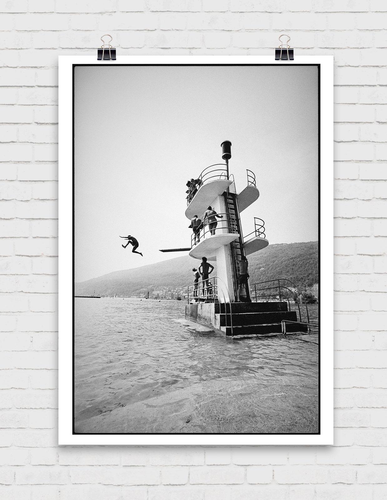 Sprungturm Bieler Strandbad