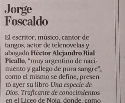 Nota: CORREO GALLEGO