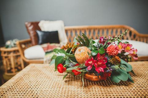 deanna + mars // coordination + florals