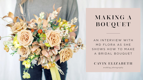 YOUTUBE + MD on bouquets