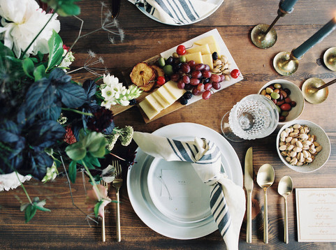 fall featured styled shoot